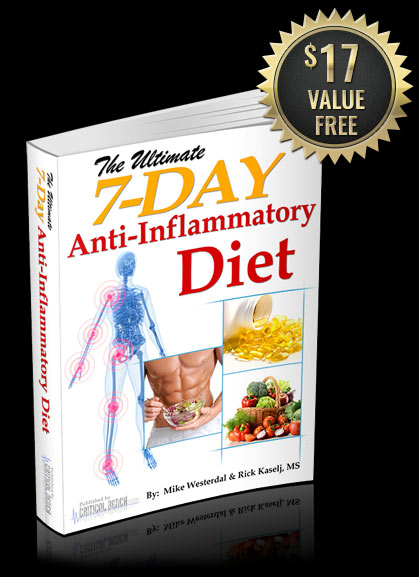 7 Day Anti Inflammatory Bonus - Unlock Your Glutes - Conversion Monster!