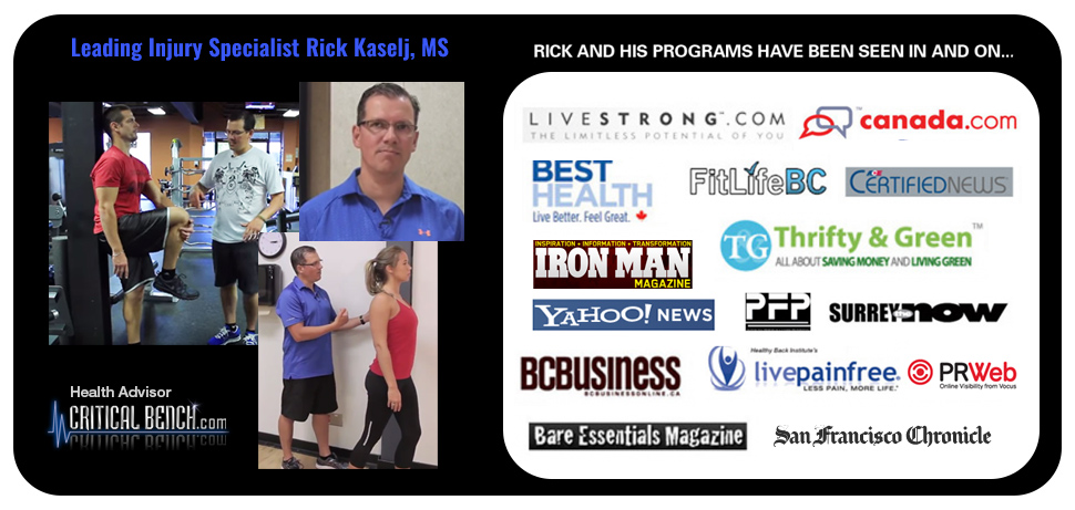 rick kaselj featured in - Unlock Your Glutes - Conversion Monster!