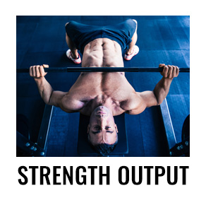 strength output - Unlock Your Glutes - Conversion Monster!