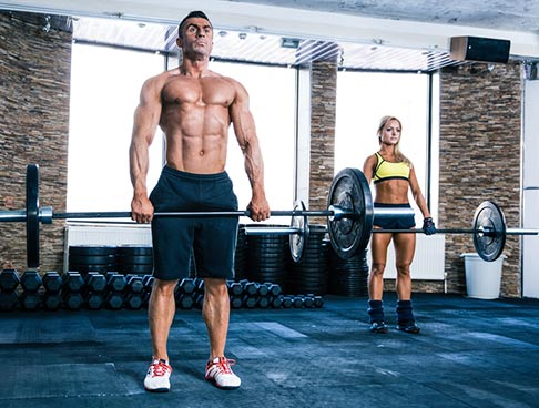 strength couple - Unlock Your Glutes - Conversion Monster!