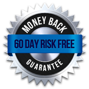 60 Day Money back risk-free guarantee unlock your hip flexors Unlock Your Hip Flexors guarantee seal